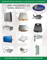 amplificar señal celular implegan